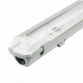 [Ibérica de Iluminación]Pantalla estanca para un tubo de LED IP65 120cm