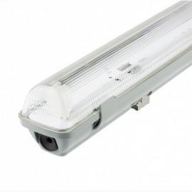 [Ibérica de Iluminación]Pantalla estanca para un tubo de LED IP65 150cm