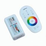 [Ibérica de Iluminación] Controlador de tira LED RGB DC 12-24V 6A * CH