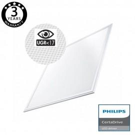 Panel LED 60x60 44W Philips Certa Driver UGR17