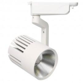 Foco LED 40W PISA Blanco Carril Monofásico
