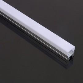 Perfil de Aluminio Modelo SPF - dos metros