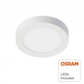Plafón LED Superficie Circular 15W - OSRAM CHIP DURIS E 2835