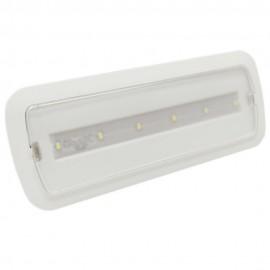 Luz Emergencia LED 3W + Kit Techo + Opción Luz Permanente - IP20