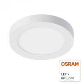 Plafón LED Superficie Circular 20W - OSRAM CHIP DURIS E 2835