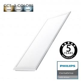 Panel LED 60X30 24W Certa Driver Philips - CCT