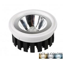 Lámpara LED AR111 20W 60º CRI +90 - LUZ SELECCIONABLE - CCT