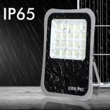 Foco Proyector Exterior SOLAR LED 100W AVANT