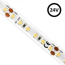 Tira LED 24V   120xLED/m   5m   SMD2835   1560Lm   10W/M   IP20