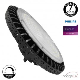 Cloche LED UFO 150W Philips XITANIUM 7 - Dimmable 1-10V