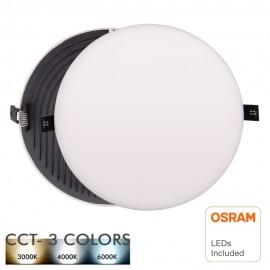 Downlight LED 24W Frameless QUASAR - OSRAM CHIP DURIS E 2835 - CCT