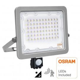 Foco Proyector LED 50W AVANT OSRAM CHIP DURIS E 2835 - Sensor Movimiento PIR