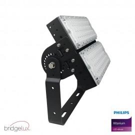 Foco Proyector LED 240W PHILIPS Xitanium STADIUM MATRIX Bridgelux Chip 40º - Driver Philips