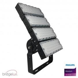 Foco Proyector LED 480W PHILIPS Xitanium STADIUM MATRIX Bridgelux Chip 40º - Driver Philips