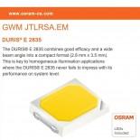 Campana Industrial LED ENDURANCE 150W UFO OSRAM CHIP DURIS E 2835