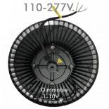 Campana industrial LED UFO INTELIGENTE 200W OSRAM Chip 150lm/w IP65