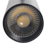 Foco LED 30W MAYA Blanco Carril Monofásico - CCT- DOB Driverless - CRI +90