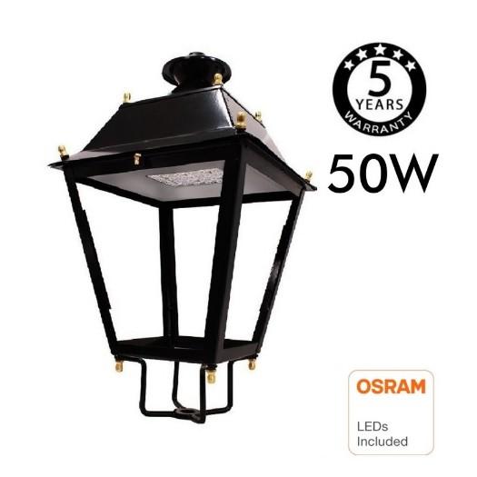 Farola LED Villa 50W OSRAM CHIP