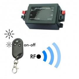 """Variateur RF """"pour rubans de LED monochromatiques de 96 à 192W - 12V"""""""