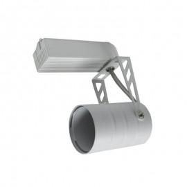 [Ibérica de Iluminación]Foco de Carril BLANCO para Lámpara GU10