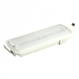 [Ibérica de Iluminación]Luz Emergencia LED 3W + Kit Techo + Opción Luz Permanente - IP20