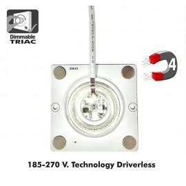 [Ibérica de Iluminación]Módulo Multifunción Magnetico 10W