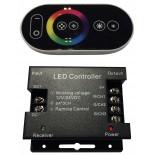 [Ibérica de Iluminación]Controladora RGB para tiras LED DC 12-24V 6A*CH