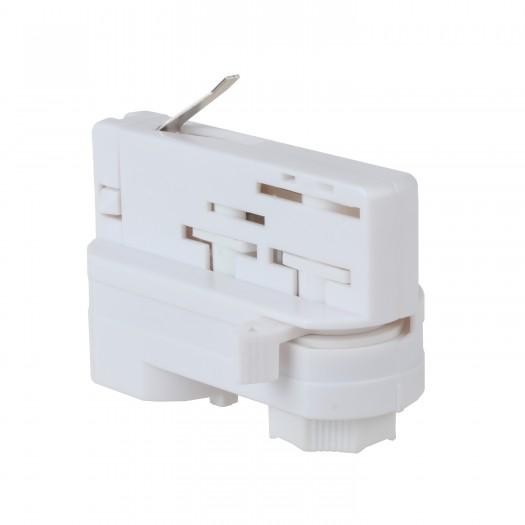 Conector adaptador de carril TRIFASICO
