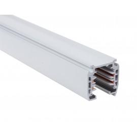 [Ibérica de Iluminación]Carril TRIFASICO de 1 metro Blanco