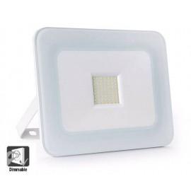 [Ibérica de Iluminación]Foco Proyector Exterior LED Luxury 30W Blanco