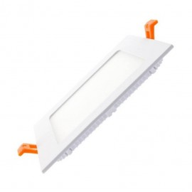 [Ibérica de Iluminación]Placa LED Slim  Cuadrada 12W