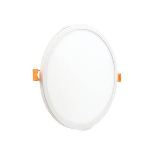 [Ibérica de Iluminación]Placa LED Slim Circular Downlight 20W AJUSTABLE