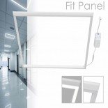 [Ibérica de Iluminación]FIT Panel LED 60x60 40W Marco Luminoso Blanco