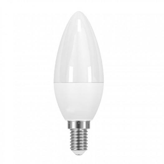[Ibérica de Iluminación]Bombilla LED Vela  6W  E14 C37 270º