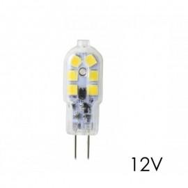 [Ibérica de Iluminación]Bombilla LED G4 2,5W blanco neutro 4000K 12V DC