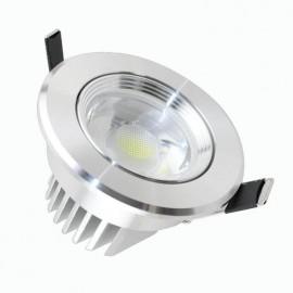 [Ibérica de Iluminación]Empotrable LED 7W 45°