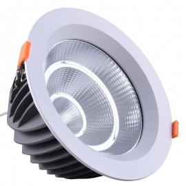 [Ibérica de Iluminación]Downlight LED Empotrable 40W 120º