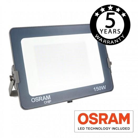[Ibérica de Iluminación]Foco Proyector LED 150W AVANCE OSRAM Chip