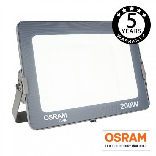 [Ibérica de Iluminación]Foco Proyector LED 200W AVANCE OSRAM Chip