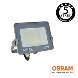 [Ibérica de Iluminación]Foco Proyector LED 30W AVANCE OSRAM Chip