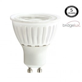 [Ibérica de Iluminación]Dicroica LED COB 9W 12º Cerámica GU10 5 Años Garantia