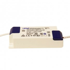 [Ibérica de Iluminación]Driver LIFUD  para luminarias LED de 38W 950mA -No Flick- 5 años Garantia