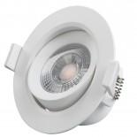 [Ibérica de Iluminación]Empotrable LED 7W Circular 45°
