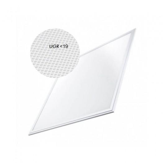 [Ibérica de Iluminación]Panel LED 60x60 cm 40W UGR19  Marco Blanco