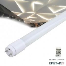 [Ibérica de Iluminación]Tubo MAX LED 9W Cristal 60cm 300º - ALTA LUMINOSIDAD