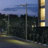 [Ibérica de Iluminación]Farola LED 50W Wanda - 4 Metros