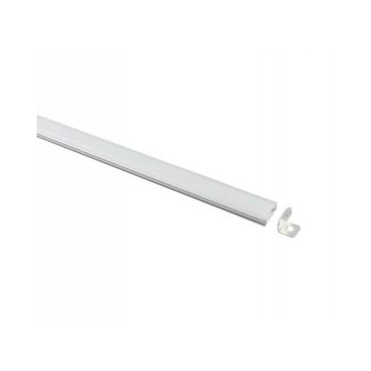 [Ibérica de Iluminación]Perfil Aluminio U 2 metros