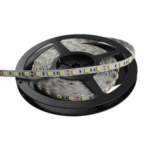 [Ibérica de Iluminación]Tira LED Flexible Interior 12V 14.4W*5m