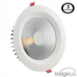[Ibérica de Iluminación]Downlight LED Empotrable Bridgelux  60W 100º