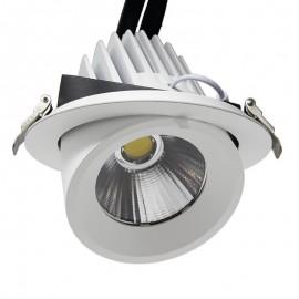 [Ibérica de Iluminación]Foco Empotrable Orientable LED 50W 24º